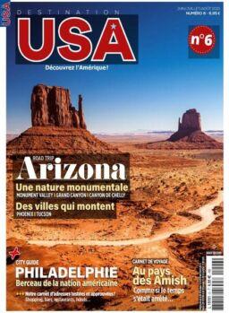 Destination USA – Juin-Aout 2021