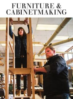 Furniture & Cabinetmaking – Issue 299 – May 2021