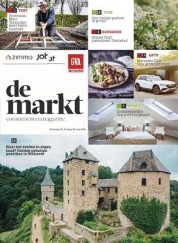 Gazet van Antwerpen De Markt – 29 mei 2021