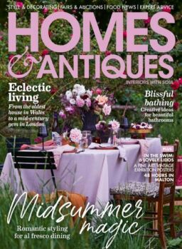 Homes & Antiques – June 2021