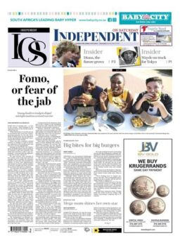 Independent on Saturday – May 2021