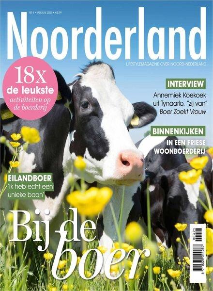 Noorderland – mei 2021 Cover