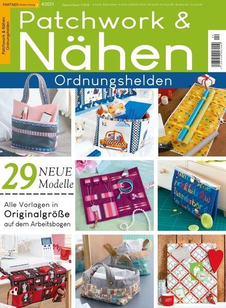 Patchwork & Nahen SPEZIAL – Mai 2021 Cover