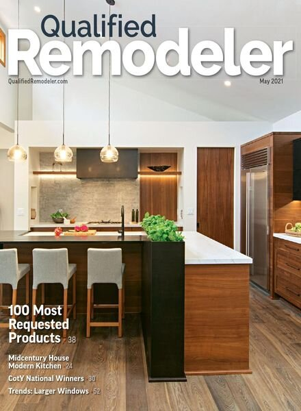 Qualified Remodeler – May 2021 Cover