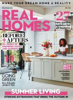 Real Homes – July 2021