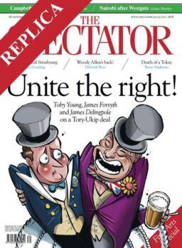 The Spectator – 28 September 2013