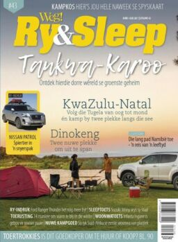 Weg! Ry & Sleep – Junie 2021