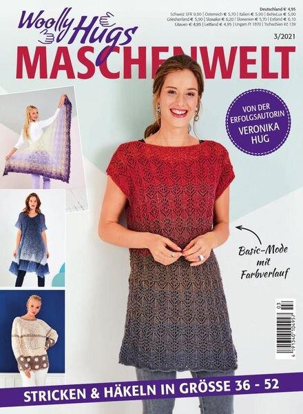 Woolly Hugs Maschenwelt – Nr.3 2021 Cover