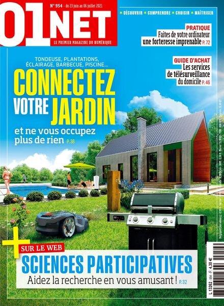01net – 23 juin 2021 Cover