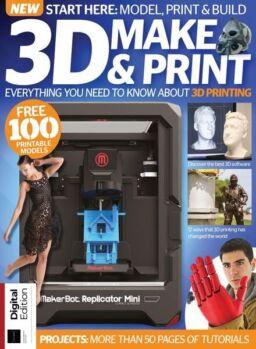 3D Make & Print – June 2021