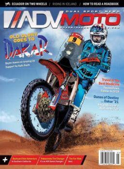 Adventure Motorcycle ADVMoto – May-June 2021