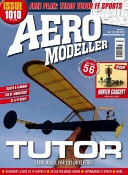 Aeromodeller – Issue 1010 – July 2021