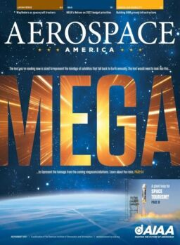 Aerospace America – July-August 2021