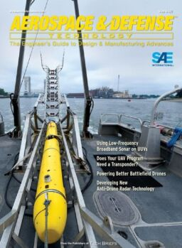 Aerospace & Defense Technology – May 2021