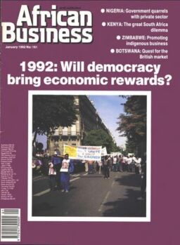 African Business English Edition – January 1992