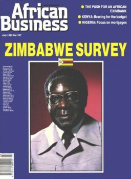 African Business English Edition – July 1992