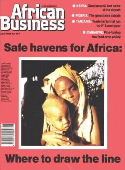 African Business English Edition – June 1991