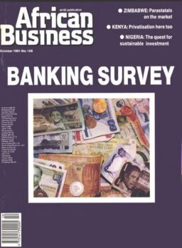 African Business English Edition – October 1991