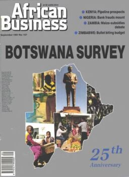 African Business English Edition – September 1991