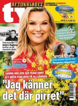 Aftonbladet TV – 21 juni 2021