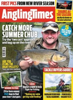 Angling Times – 22 June 2021