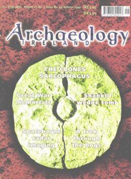 Archaeology Ireland – Autumn 1999