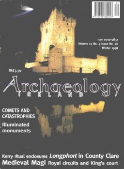 Archaeology Ireland – Winter 1998