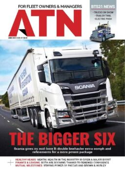 Australasian Transport News ATN – June 2021