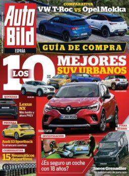 Auto Bild Espana – 08 julio 2021