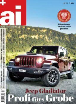 Auto-Illustrierte – Juli 2021