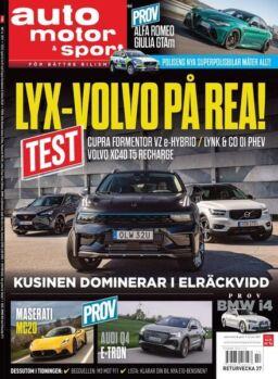 Auto Motor & Sport – 22 juni 2021