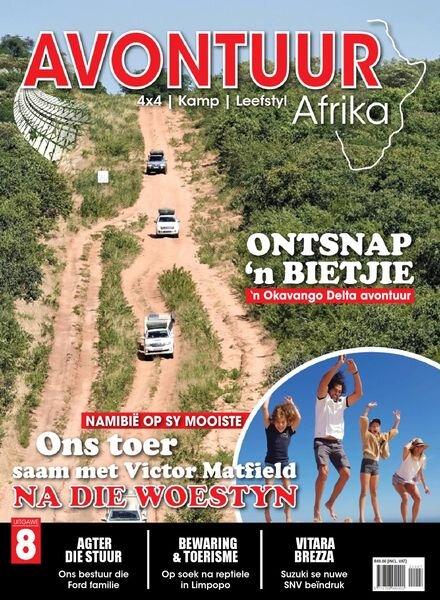 Avontuur Afrika – Junie 2021 Cover