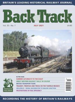 Backtrack – July 2021
