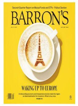 Barron's – 05 July 2021