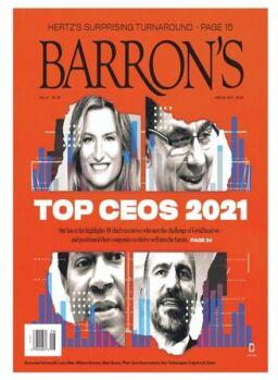 Barron's – 28 June 2021