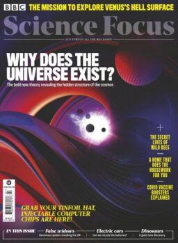BBC Science Focus – July 2021