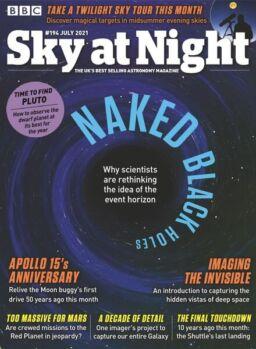 BBC Sky at Night – July 2021