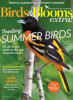 Birds and Blooms Extra – July 2021