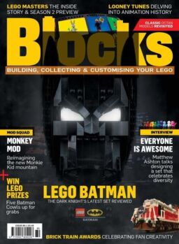 Blocks Magazine – Issue 80 – June 2021