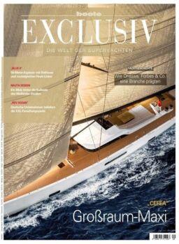 Boote Exclusiv – Juli 2021