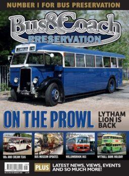 Bus & Coach Preservation – August 2021