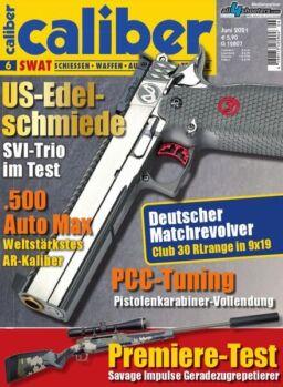 Caliber SWAT – Juni 2021