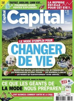 Capital France – Juillet 2021