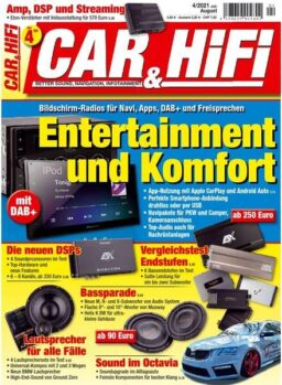 Car & Hifi – Juli-August 2021