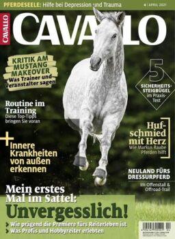 Cavallo – Apil 2021