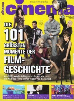 Cinema Germany – Juni 2021