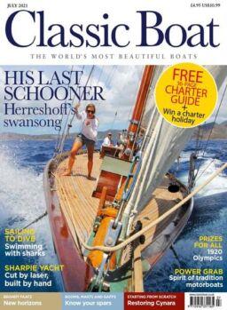 Classic Boat – July 2021