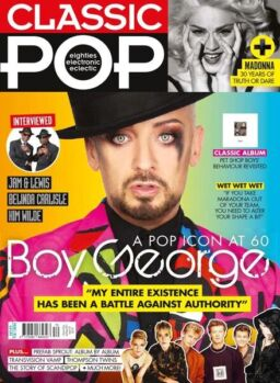 Classic Pop – Issue 70 – July-August 2021