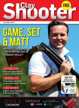 Clay Shooter – July 2021