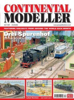 Continental Modeller – Volume 43 N 7 – July 2021